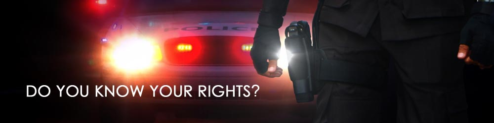 Know Your Rights - Find the Right Criminal Defense Attorney